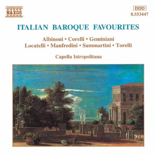 Italian Baroque Favourites - Baroque Italian
