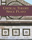 img - for Critical Theory Since Plato book / textbook / text book