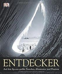 Entdecker: Auf den Spuren großer Forscher, Abenteurer und Pioniere von Alistair MacLeod (2011) Gebundene Ausgabe