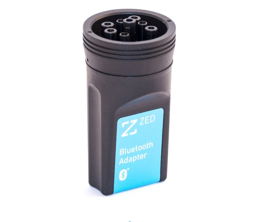 ZED Connect Bluetooth Datalink GPS 9-Pin Retail Single