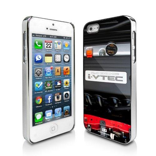 Honda i-VTEC Engine Block iPhone 5 Chrome Cell Phone Case
