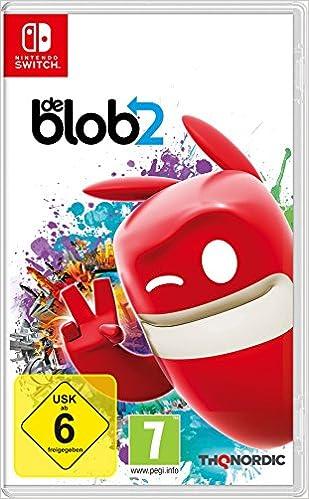 De Blob 2 Nintendo Switch Amazon Fr Livres Anglais Et