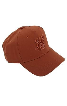Sik Silk - Gorra de béisbol - para Hombre Naranja Naranja Taille ...