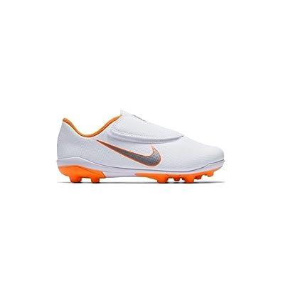 quality design d62fe 444ac Nike Mercurial Vapor 12 Club MG Jr Ah7351 107, Chaussures de Football Mixte  Enfant  Amazon.fr  Chaussures et Sacs