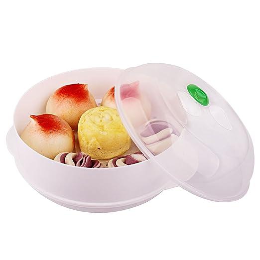 Skitic microondas vaporizador Vapor Verduras Pescado para ...
