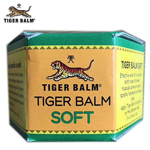 Tiger Balm Soft for Muscle aches Pain Sp - Excedrin Sinus Headache Shopping Results