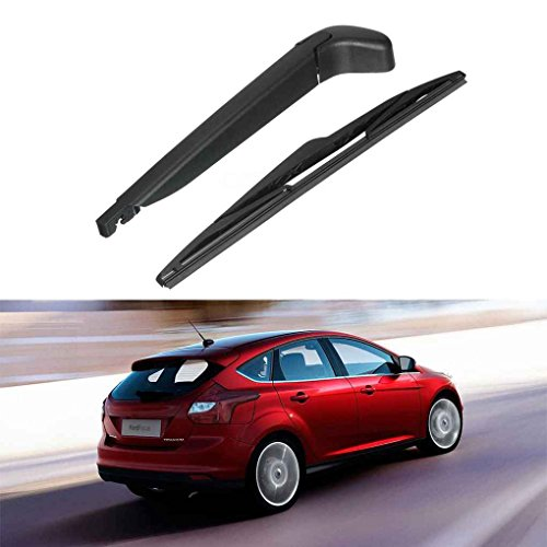 Loria Car Rear Windscreen Window Wiper Arm Blade for Ford Focus MK2 2004-2011 Durable Auto Parts