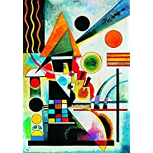 Posters: Wassily Kandinsky Poster Art Print - Balancement, 1925 (39 x 28 inches)