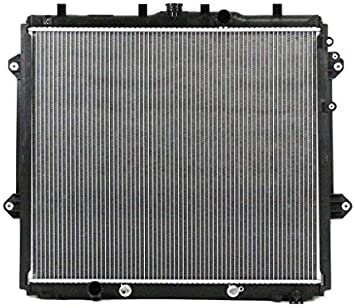 FOR 00-05 TOYOTA CELICA GT//GTS AT PERFORMANCE FULL ALUMINUM CORE RADIATOR 2335