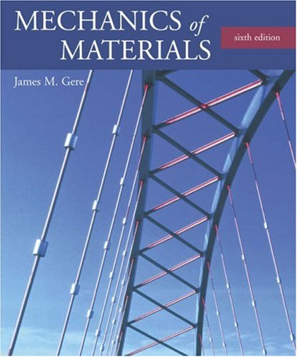 Mechanics of Materials (with CD-ROM and InfoTrac)