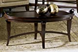 Hekman Furniture Metropolis Oval Tray Coffee Table 307831