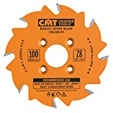 CMT 240.008.04 4-Inch by 8 Tooth 22mm Bore Biscuit Joiner Blade