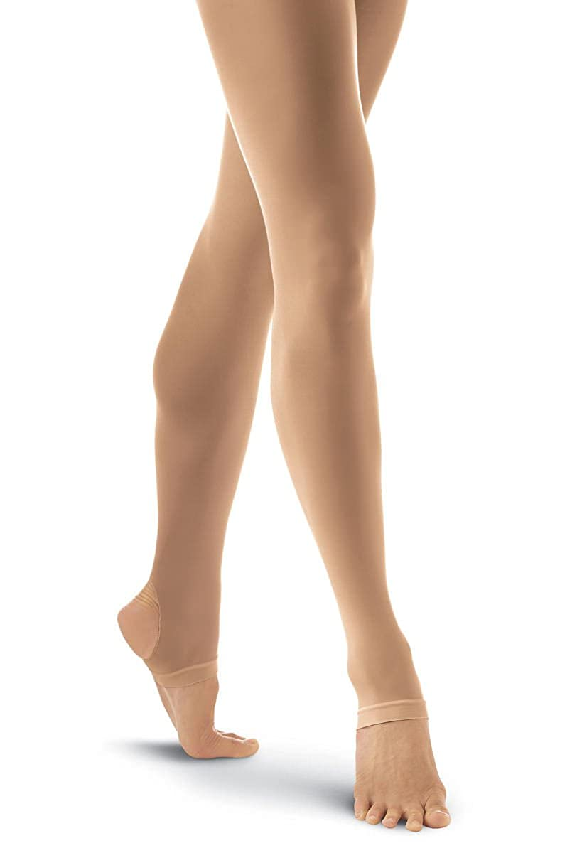 f4fab80b6 Amazon.com  Balera Tights Womens Nylons For Dance Stirrup Adult Hosiery For  Class And Performance Comfortable And Durable  Clothing