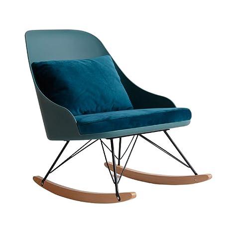 Awe Inspiring Henryy Nordic Rocking Chair Sofa Home Adult Siesta Chair Customarchery Wood Chair Design Ideas Customarcherynet