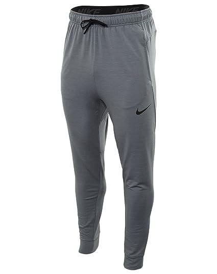 Nike Dri-Fit Training Fleece Pant - Pantalón para Hombre: Amazon ...