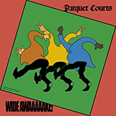 Parquet Courts Tenderness cover