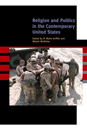 Religion and Politics in the Contemporary United States (A Special Issue of American Quarterly)