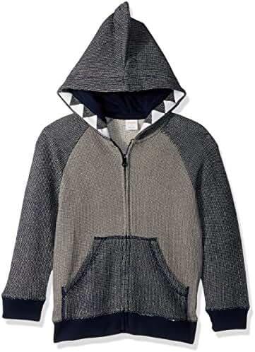 Gymboree Baby Toddler Boys' Shark Zip Sweatshirt