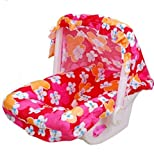 MANAN GIFT GALLERY 10 in 1 Plastic Printed Baby Bouncer Carry Cot, Baby Chair, Baby Mosquito Net, Bath Tub, Rocker, Swing