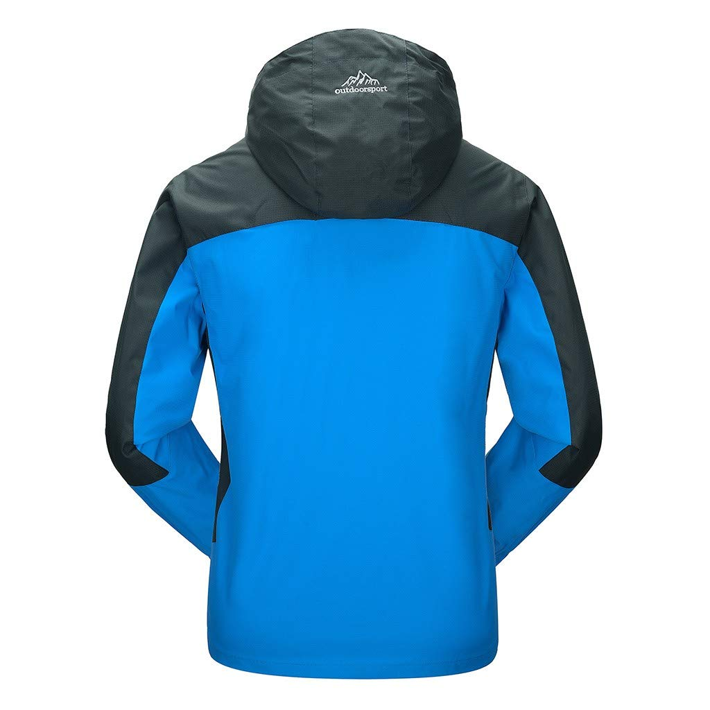 Amazon.com: Goddessvan 2019 Ski Jacket Men Waterproof Warm ...
