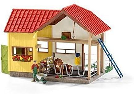 Schleich Vida en la Granja 42334 Niño/niña Kit de Figura de Juguete para niños - Kits de Figuras de Juguete para niños (3 año(s), Niño/niña, 8 año(s),, Granja)