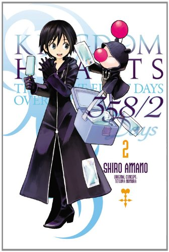 Buy kingdom hearts 358 2 manga
