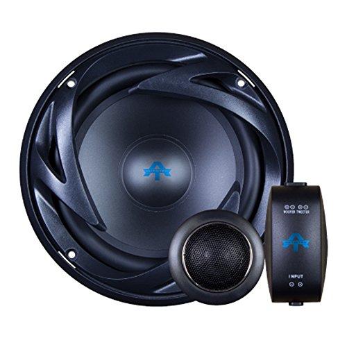 Autotek ATS65C ATS 2-Way Component Full Range Speaker, 6.5-Inch, Set of 2 Component Full Range Speakers