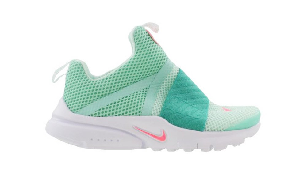 Nike SF Air Force 1 Mid Boys Presto Extreme (PS) 870024-301_2Y - Emerald Rise/Emerald Rise-Igloo-White