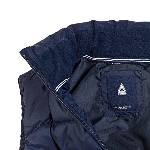 Gaastra luxe rhonda taille xS 140 36191042 510 veste sans manches pour femme bleu marine ouest