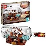 LEGO Ideas Ship in a Bottle 92177 Expert Building