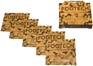 product image for FogTech MotoSolutions Advanced Anti Fog 5 Pk - Camo