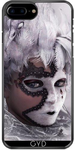 Coque pour Iphone 7 Plus / 8 Plus (5,5'') - Le Masque by Illu-Pic.-A.T.Art