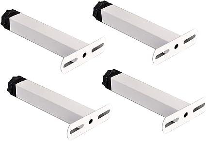 CXF Furniture Feet X4 - Patas de Esqueleto Ajustables para ...