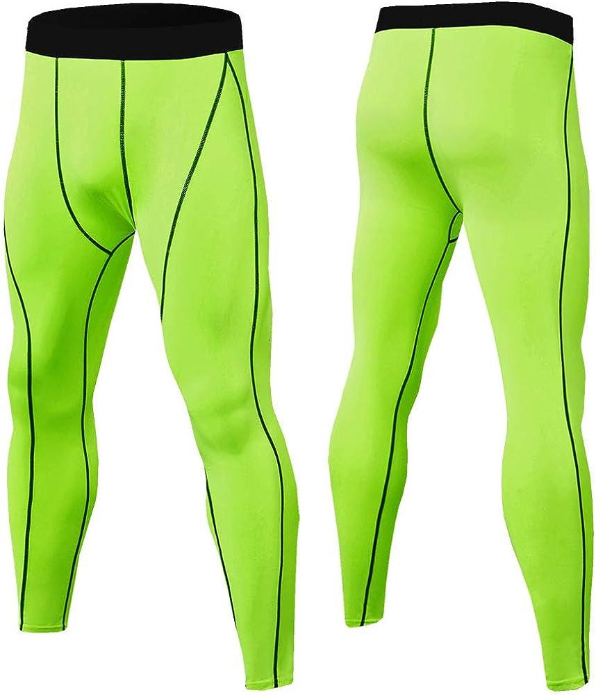 Pantalones Deportivos Hombres Pantalones Deportivos de Secado rápido para Exteriores Pantalones Deportivos al Aire Libre Medias S Verde: Amazon.es: Ropa y accesorios