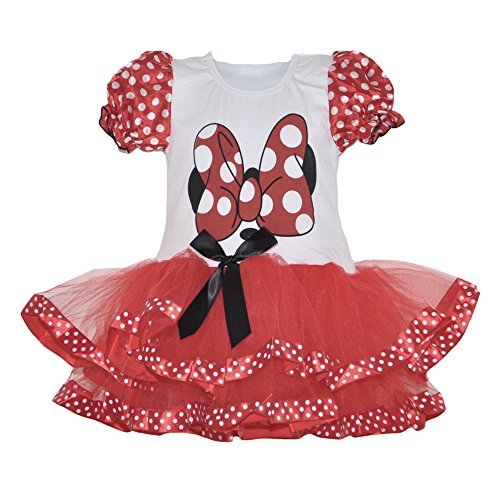 Miki  (Girls Mini Mouse Costumes)