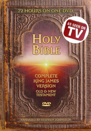 Holy Bible, Complete King James Version, Old & New Testament