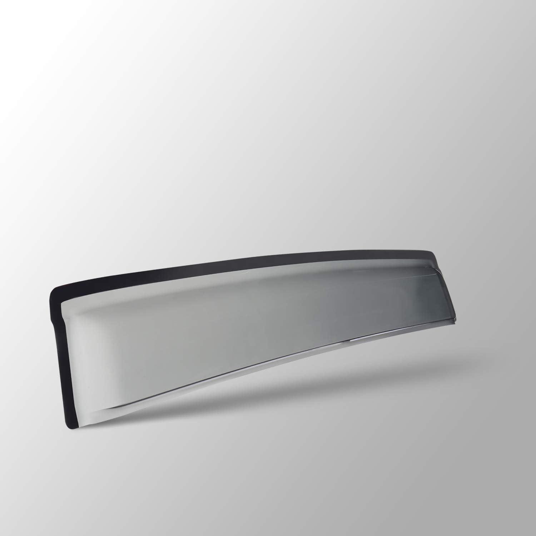 LONGKEES Sun Rain Guard Vent Shade Window Visors Fit 2007-2015 Ford Edge Lincoln MKX