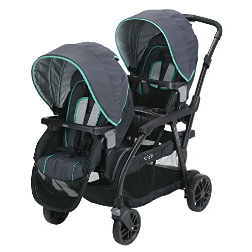 Graco- Carriola doble pegable, para bebé