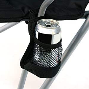Detachable Universal Cup Holder for Outdoor Folding Chairs
