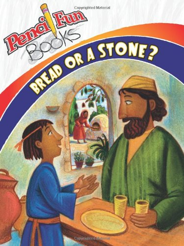 Bread or Stone (10-pack) (Pencil Fun Books)
