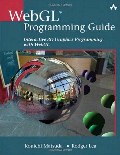 WebGL Programming Guide Front Cover
