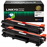 LINKYO Compatible Toner Cartridge Replacement for Brother TN760 TN-760 TN730 (Black