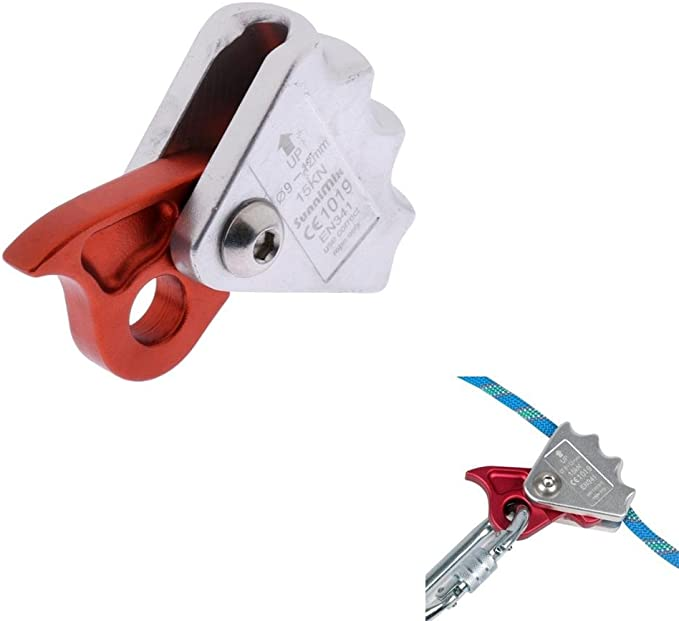 15KN Safety Climbing Rope Grab Protecta Arborist Downhill Fire Fighting Gear