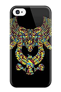 Hot Style FLViDnI833VIcky Protective Case Cover For Iphone4/4s(egyptian)