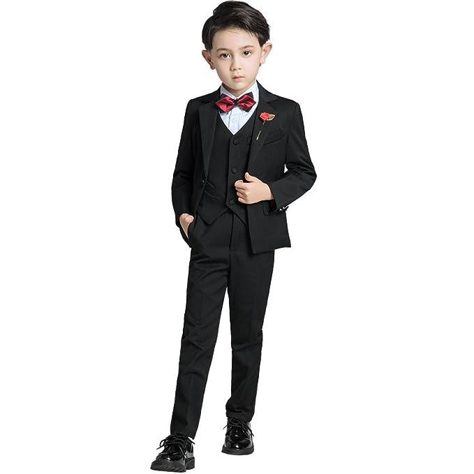 Amazon.com: Yuanlu 6 piezas bebé traje Kids Vestido de ...