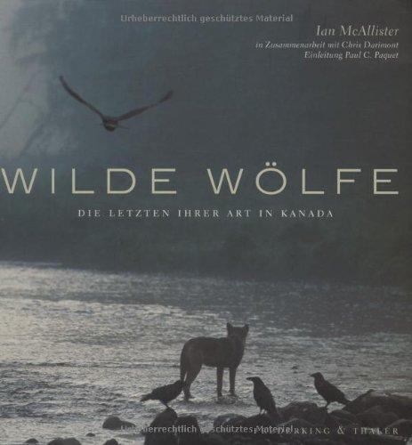 Wilde Wölfe: Die letzten ihrer Art in Kanada