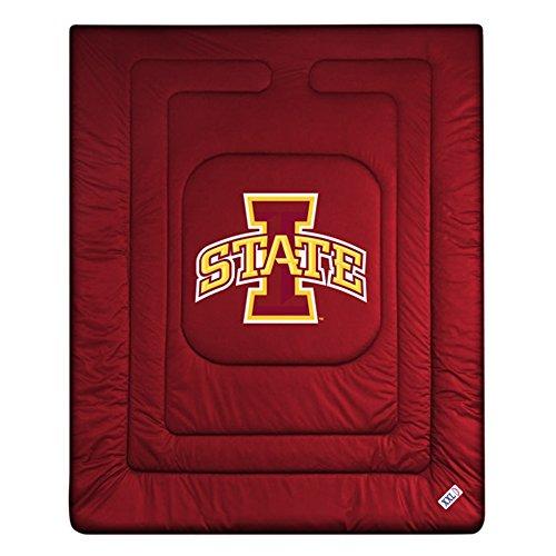 Iowa State Comforter (NCAA Iowa State Cyclones Locker Room Comforter Twin)