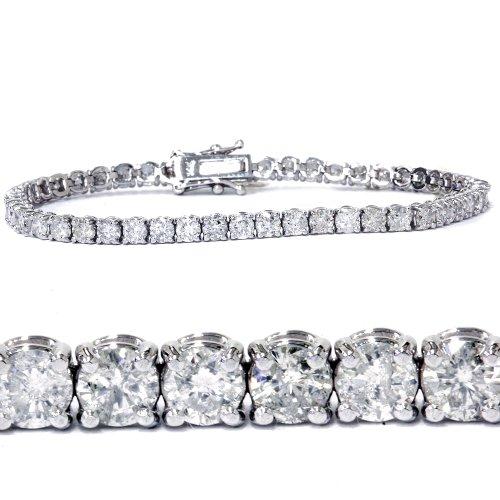 7ct Diamond Tennis Bracelet 14