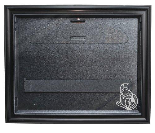 Nhl Jersey Case Caseworks Display - NHL Ottawa Senators Removable Face Jersey Case, Black