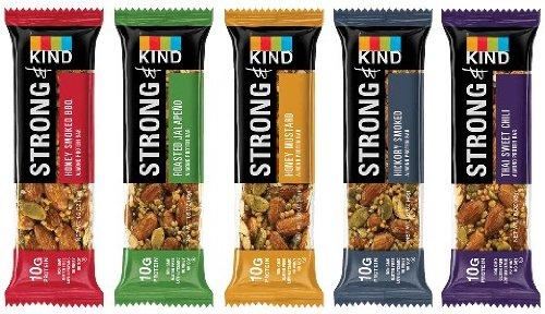 KIND Sweet and Spicy Bar, 10g Protein